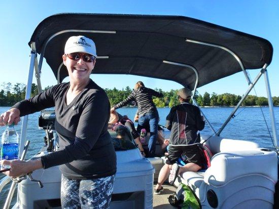Kabetogama, MN: Pontooning & Fishing