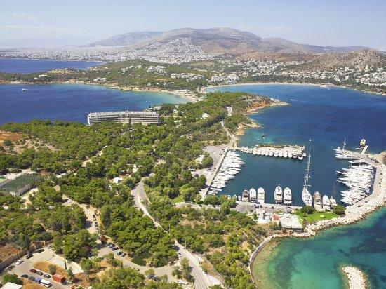 The Westin Athens Astir Palace Beach Resort: Vouliagmeni Marina and Vouliagmeni Village