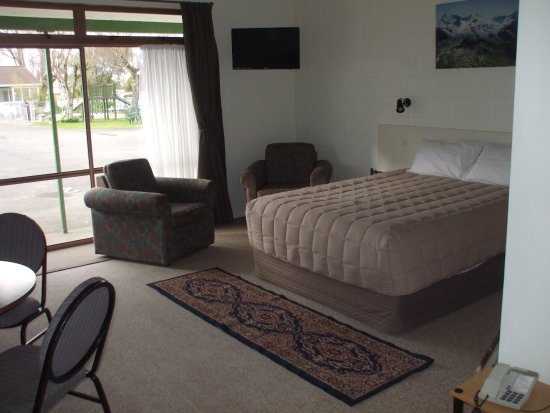 Masterton, New Zealand: 1 bedroom suite, all with SKY TV and free wifi