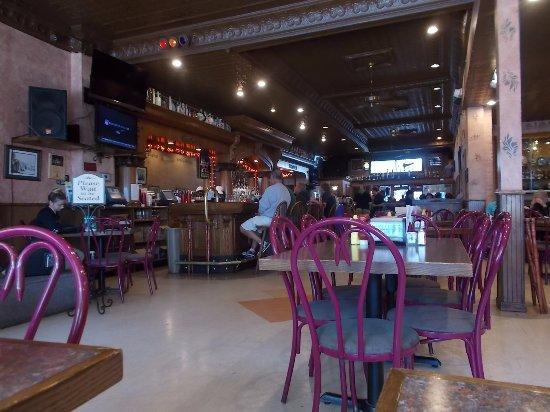 Horn S Gaslight Bar Restaurant Mackinac Island Mi