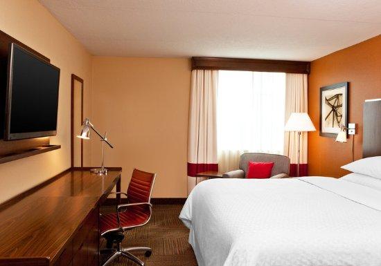 Saginaw, MI: King Guest Room
