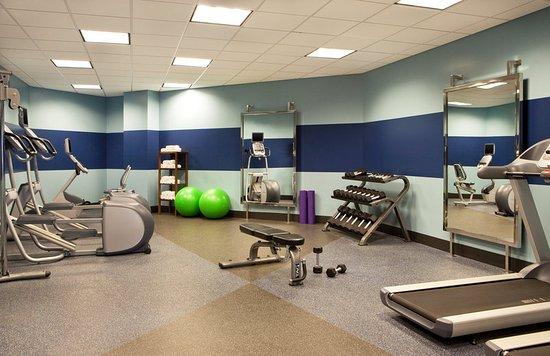 Saginaw, MI: Fitness Center