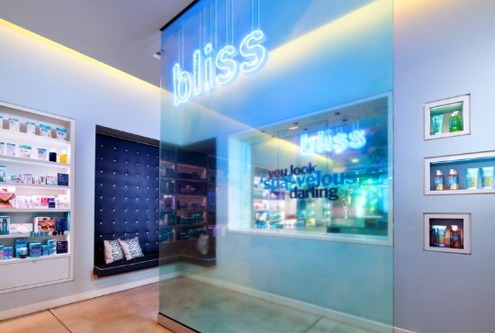 W Hollywood: bliss retail