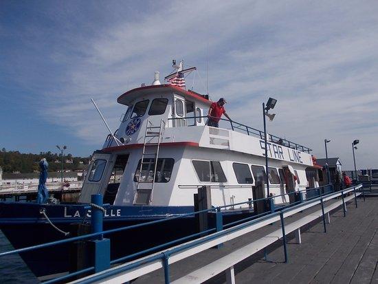 Ferry Cost From Mackinaw City To Mackinac Island