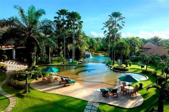 Cyberview Resort & Spa: Pool View