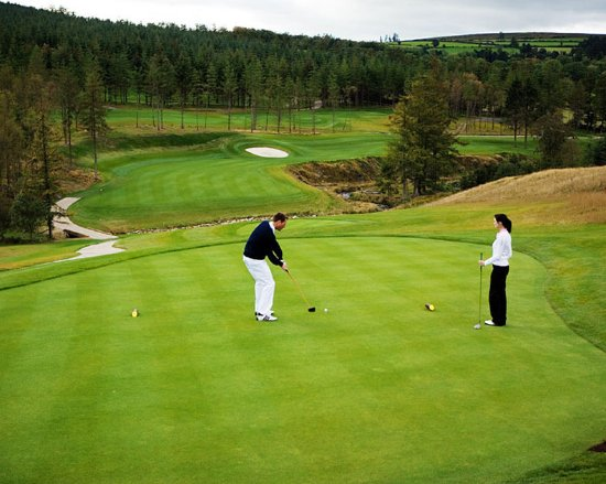 Macreddin Village, Irlanda: Golf