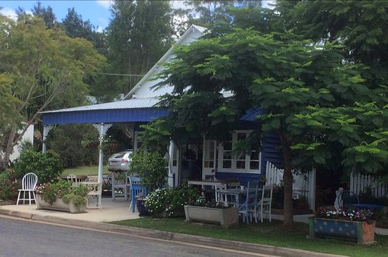 The Blue and White Teapot Cafe: Blue and White Teapot Cafe, Amamoor