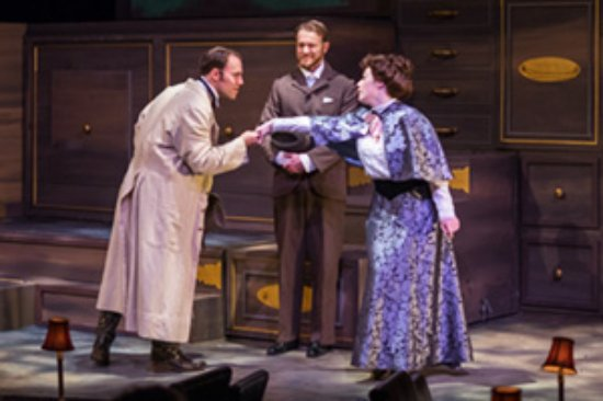 Ashland, OR: Oregon Cabaret's Production of Baskerville