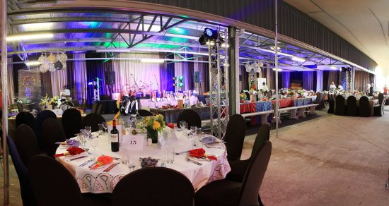 African Themed Event at Fancourt's Shed