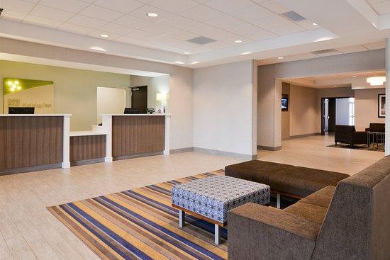 Poplar Bluff, MO: Hotel Lobby