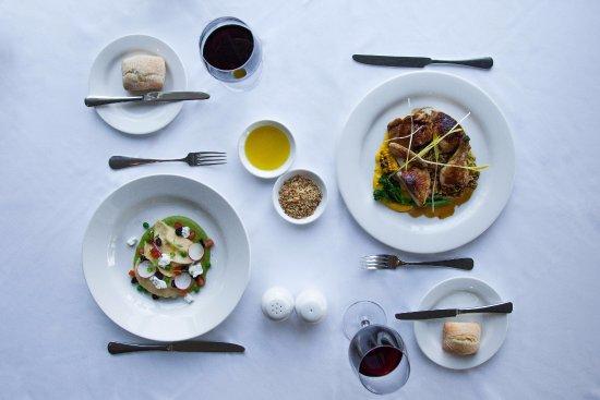 Milawa, Australia: Restaurant Merlot