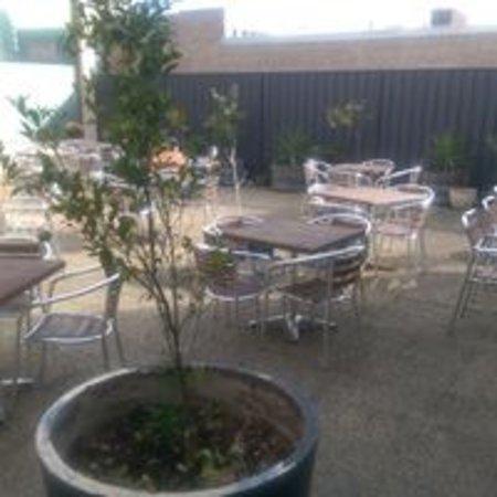Frankston, Αυστραλία: Outdoor courtyard