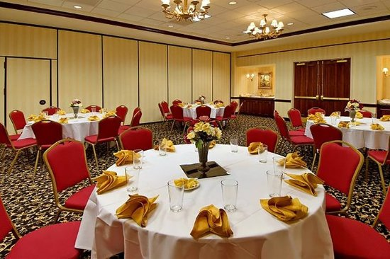 Holiday Inn Norfolk Airport: Just another example of our versatile meeting rooms