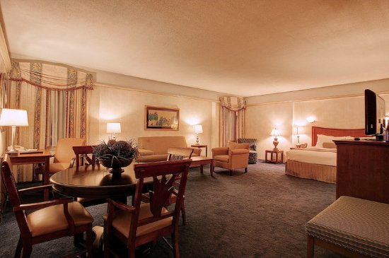 Pittsfield, MA: Presidential Suite