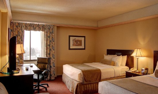 Pittsfield, ماساتشوستس: Double Bed Guest Room