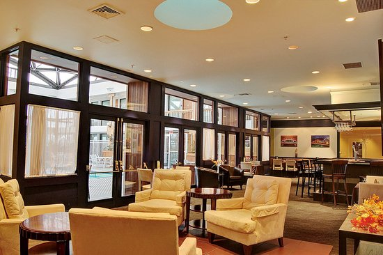 Pittsfield, MA: Lobby Lounge