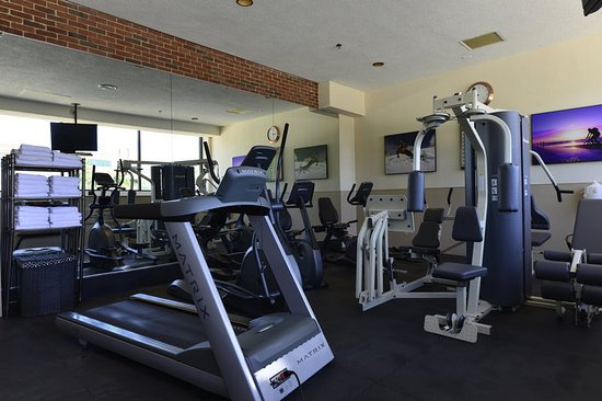 Pittsfield, MA : Fitness Center