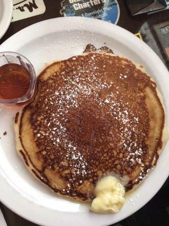 Petaluma, CA: pancake