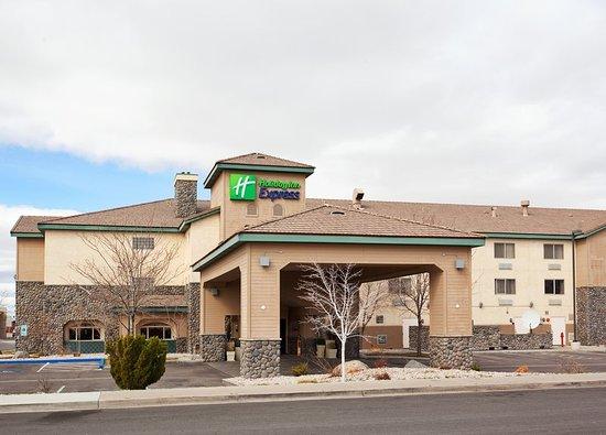 Fallon, Νεβάδα: Hotel Exterior