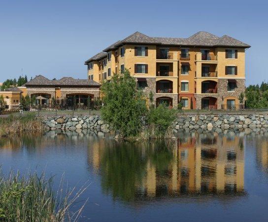 El Dorado Hills, CA: Hotel Exterior