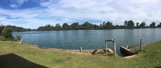 """Bellingen, Australia: View from our """"room"""""""