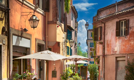 Photo of Trastevere in Rome, , IT