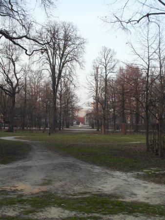 Parco Ducale: Senderos desdibujados