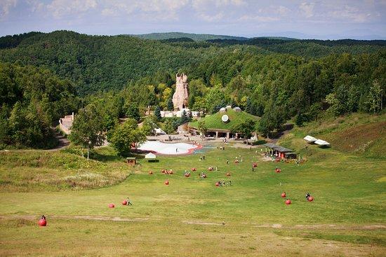 Takino Suzuran Hillside National Park: Park