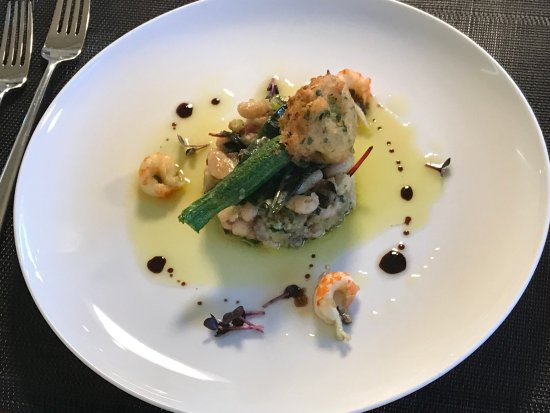 Paringa, Australia: Meals cooked by your very own chef