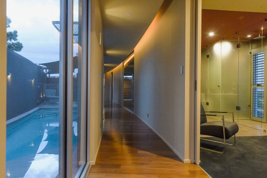 Paringa, Australia: Your very  own lap pool in Collage