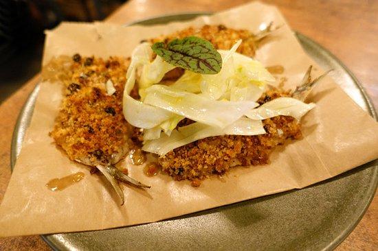 Rozelle, Australia: Sardines