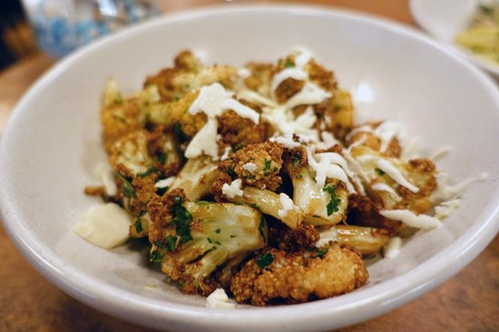 Rozelle, Australia: Cauliflower