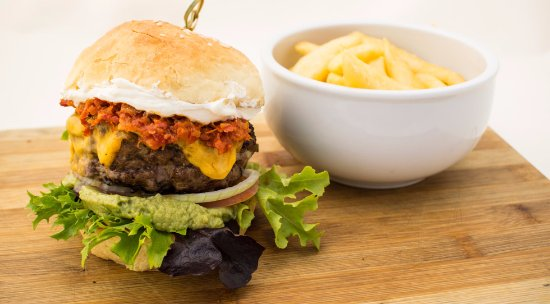 Centurion, South Africa: Mexican Burger