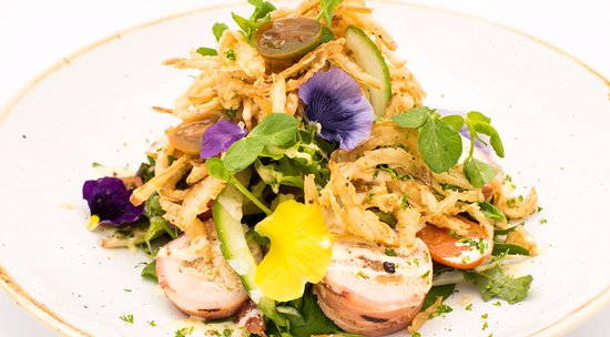 Centurion, Sudáfrica: Fleisherei Signature Salad