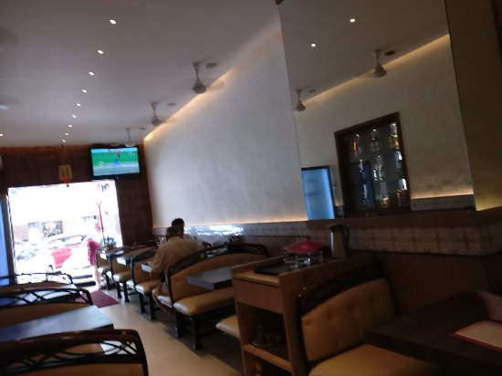 Sher-E-Punjab Bar and Restaurant: dining hall of the restaurant