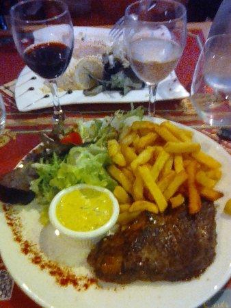 Marquise, France : Très bon restaurant accueil charmant produits frais et goûteux prix très correct je recommande