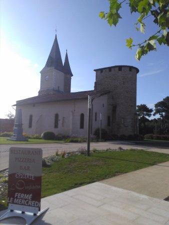 Geloux, une église classée