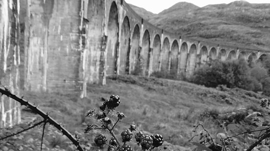 Glenfinnan, UK: viaduct