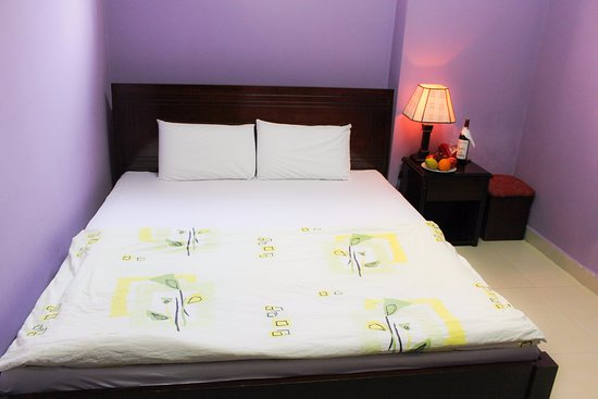Dalat Green City Hotel: Phòng ngủ sạch sẽ, yên tĩnh.