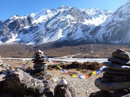 Kathmandu Valley, Nepal: Vallée de Langtang.