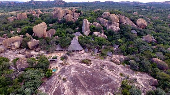 Foto de Matobo National Park - The Matopos