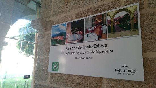 Parador de Santo Estevo Image