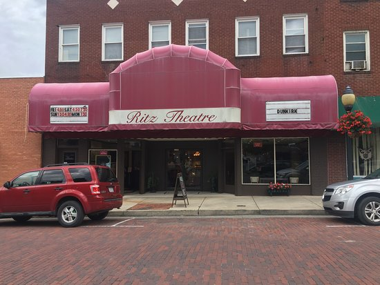 Hinton, WV: The Ritz Theatre