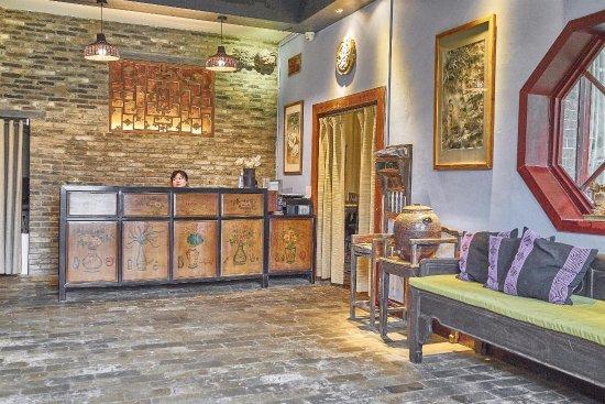 Reception - Yangshuo Mountain Retreat - Guilin Yangshuo China
