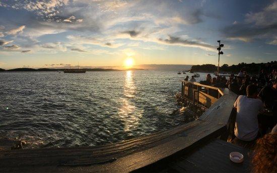 Photo of Hula hula beach bar in Hvar, , HR
