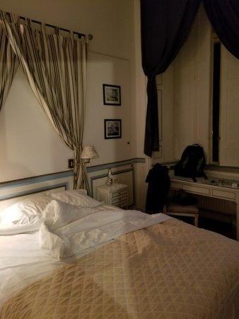 Chateau D'Ermenonville : Chambre