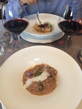 Ossana, Italia: piatto tipico trentino