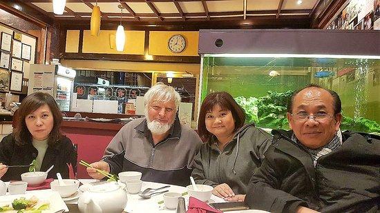 Footscray, Australia: Jim Wong Restaurant