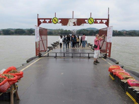 Ganzhou Pontoon: 贛州古浮橋