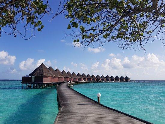 Zdjęcie Thulhagiri Island Resort
